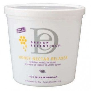 Défrisage au Nectar de Miel Cheveux Normaux 1,8k Design Essentials