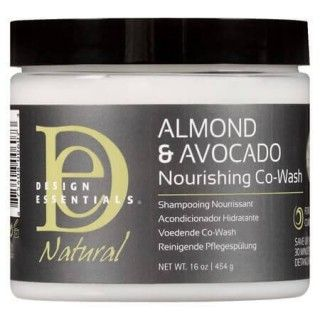 Design Essentials Almond Avocado Nourishing Co-Wash