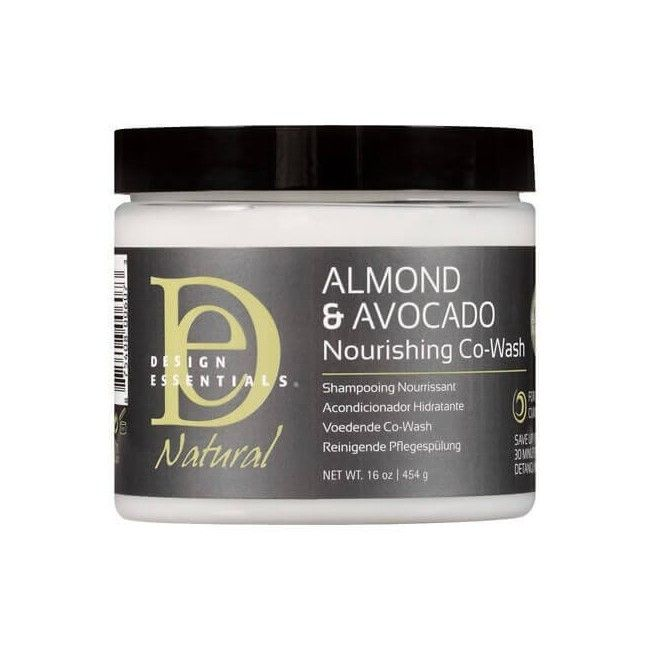 Design Essentials Almond Avocado Nourishing Co Wash