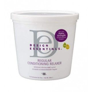 Design Essentials Regular Conditioning Relaxer With olive oil and Shea butter 887g