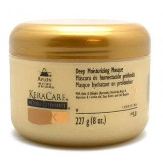 Deep Moisturizing Masque Natural Textures Keracare