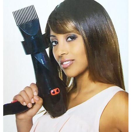 Diffuseur sèche-cheveux peigne afro.  Fixation universelle
