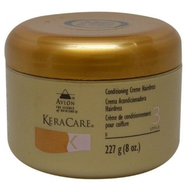 Conditioning Crème Hairdress 227g KeraCare