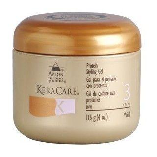 Gel de Coiffage aux Protéines 115g  KeraCare