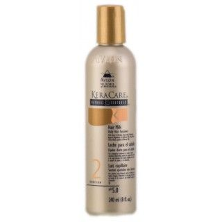 Natural Textures Hair Milk 240ml Keracare