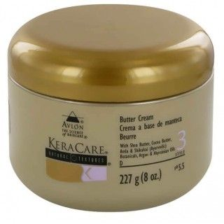 Natural Textures Butter Cream 227g Keracare