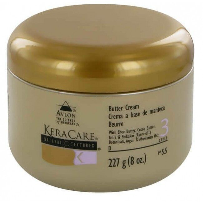 Natural Textures Butter Cream 227g KeraCare