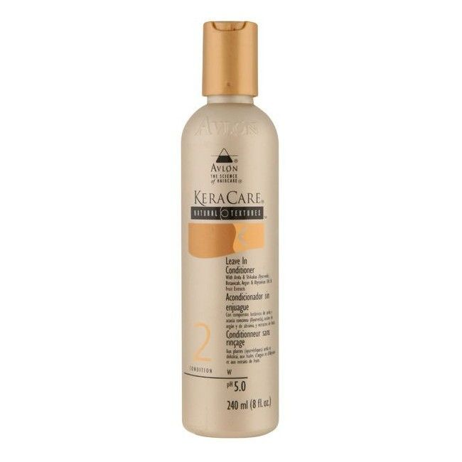 Natural Textures Leave-In Conditionneur 240ml KeraCare