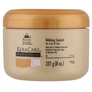 Natural Textures  Defining Custard 227g Keracare