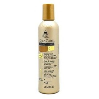 Natural Textures Cleansing Creme 240ml  KeraCare