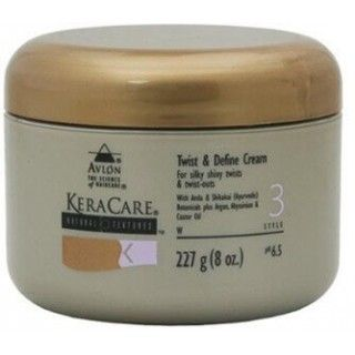 Natural Textures Twist & Define Cream 227g Keracare