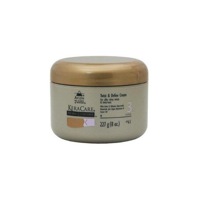 Natural Textures Twist & Define Cream 227g Keracare