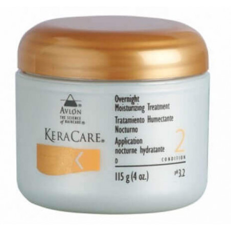 Overnight Moisturizing Treatment 115g KeraCare