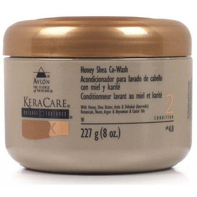Honey Shea Co-Wash 227g KeraCare