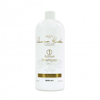 Premium Keratin Caviar Activ Shampoo 1L