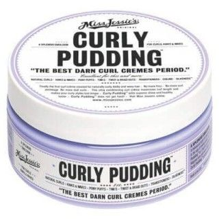 Curly Pudding 237ml Miss Jessie's