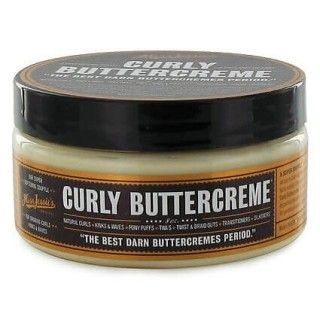 Curly Buttercreme 237ml Miss Jessie's