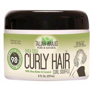 Shea-Coco Curly Hair Curl Soufflé  Taliah Waajid