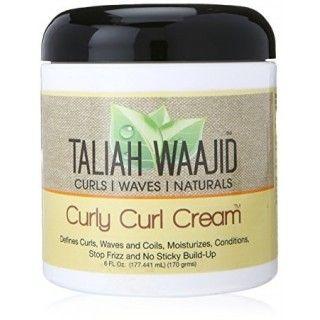 Curly Curl Cream 170g Taliah Waajid