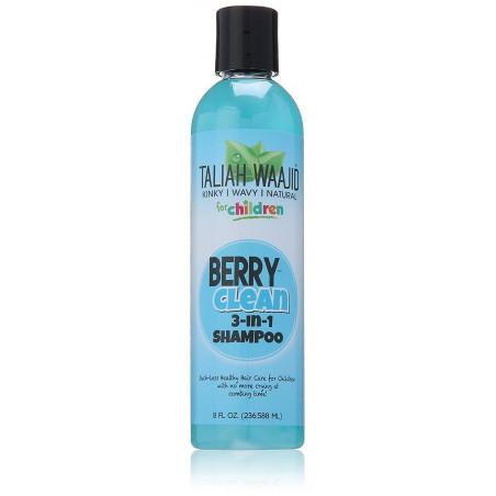 Berry Clean 3-in-1 Shampoo Taliah Waajid