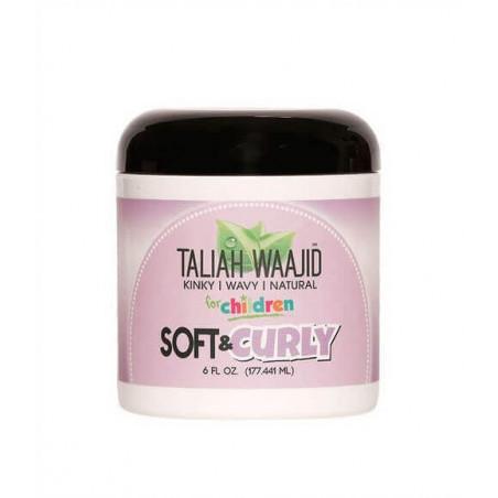 Soft and Curly Taliah Waajid
