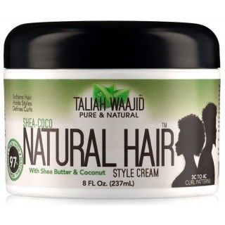 Shea-Coco Natural Hair Style Cream 237ml Taliah Waajid