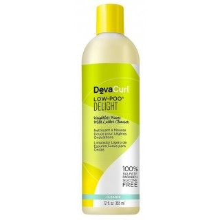 Devacurl Low-Poo Delight